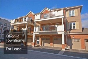*Oakville Townhome for Rent*