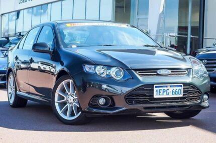 2013 Ford Falcon FG MkII XR6 Petroleum 6 Speed Sports Automatic Sedan Wangara Wanneroo Area Preview