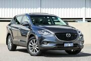 2014 Mazda CX-9 MY14 Luxury (FWD) Grey 6 Speed Auto Activematic Wagon Cannington Canning Area Preview