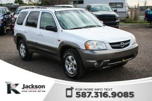 2001 Mazda Tribute SUV LX - Sunroof, Leather - DEAL PENDING