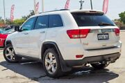 2013 Jeep Grand Cherokee WK MY2013 Limited White 5 Speed Sports Automatic Wagon Bayswater Bayswater Area Preview