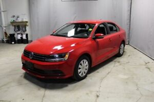 2015 Volkswagen Jetta Sedan TRENLINE 2.0L Heated Seats,  Bluetoo