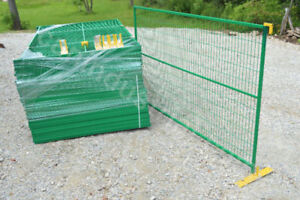 Temporary Fence Panels 6x10 - welded wire fast fencing events