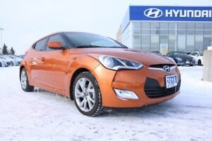 2016 Hyundai Veloster Base | HEATED SEATS | BLUETOOTH | REARCAM