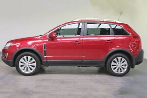 2015 Holden Captiva CG MY15 5 LT Velvet Red 6 Speed Sports Automatic Wagon