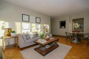 Spacious Upgraded Suites! Flexible lease terms! Call now!