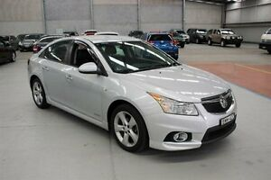 2011 Holden Cruze JH Series II MY11 SRi-V Silver 6 Speed Manual Sedan Maryville Newcastle Area Preview