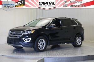 2017 Ford Edge SEL AWD*V^*Nav*Sunroof*Leather*