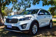 2015 Kia Sorento UM SI (4x2) White 6 Speed Automatic Wagon Rockingham Rockingham Area Preview