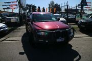 2012 Jeep Grand Cherokee WK MY13 Overland (4x4) Maroon 5 Speed Automatic Wagon Brooklyn Brimbank Area Preview