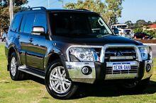 2014 Mitsubishi Pajero NW MY14 VR-X Iron Bark 5 Speed Sports Automatic Wagon Wangara Wanneroo Area Preview