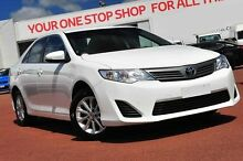 2013 Toyota Camry ASV50R Altise White 6 Speed Sports Automatic Sedan Balcatta Stirling Area Preview