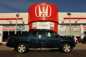 2012 Honda Ridgeline Touring- NAVIGATION+ LEATHER+ BACKUP CAM