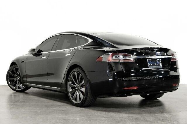 Image 4 Coche Americano usado Tesla Model S 2016