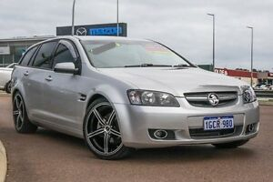 2009 Holden Commodore VE MY10 International Sportwagon Silver 6 Speed Sports Automatic Wagon East Rockingham Rockingham Area Preview