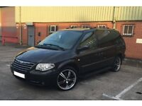 Chrysler Grand Voyager 2.8 CRD Limited 5dr & 7 Seater & STOW - N - GO