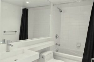 Rent in Heart of Downtown Condo a 1+ 1 w/Parking