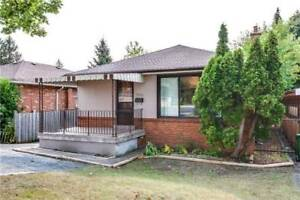 DETACHED 3 BED BUNGALOW WITH A 2 BED BASEMENT APARTMENT!