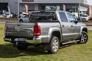 2015 Volkswagen Amarok 2H MY15 TDI420 4Motion Perm Highline Grey 8 Speed Automatic Utility Wilson Canning Area Preview