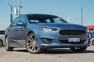 2016 Ford Falcon FG X XR6 Blue 6 Speed Sports Automatic Sedan Morley Bayswater Area Preview