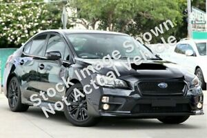 2014 Subaru WRX V1 MY15 Premium AWD Black 6 Speed Manual Sedan Wangara Wanneroo Area Preview