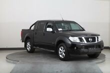 2011 Nissan Navara D40 ST-X 550 (4x4) Black 7 Speed Automatic Dual Cab Utility Smithfield Parramatta Area Preview