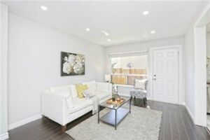 Fully Renovated 3 Bed Condo Townhouse Low maint Brampton