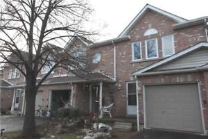 Recently Renovated 3 Bedrooms 4 Washrooms Townhome