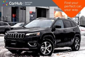 2019 Jeep Cherokee Limited|New Car|4x4|LED.Pkgs|Adv.Safety.Pkg|C