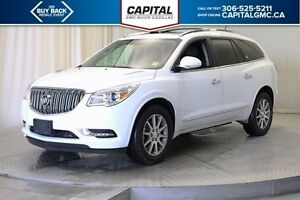 2016 Buick Enclave Leather AWD *Sunroof-Remote Start-Back Up Cam