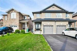 Immaculate Upgraded 4 Bedroom Semi In Desirable Location!