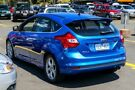 2012 Ford Focus LW Sport PwrShift Blue 6 Speed Sports Automatic Dual Clutch Hatchback Ringwood East Maroondah Area image 2