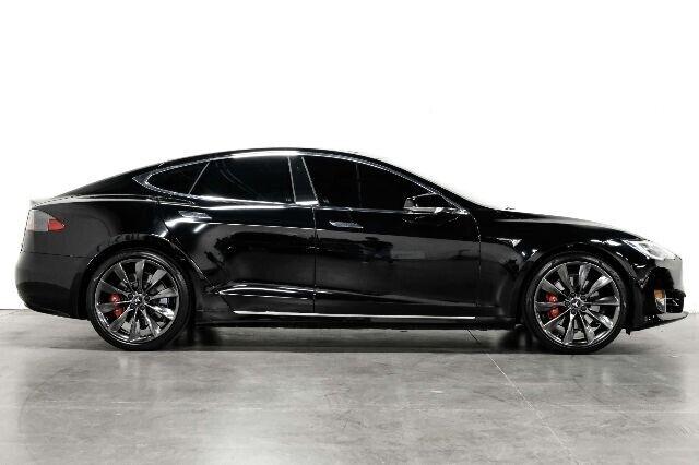 Image 7 Coche Americano usado Tesla Model S 2016