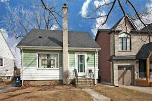 Detached 3 Bdrm Cliffcrest Home For Sale