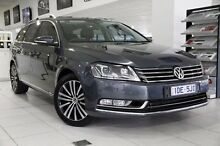 2015 Volkswagen Passat Type 3C MY15 130TDI DSG Highline Grey 6 Speed Sports Automatic Dual Clutch Wa North Melbourne Melbourne City Preview
