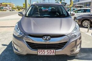 2012 Hyundai ix35 LM MY11 Elite AWD Grey 6 Speed Sports Automatic Wagon Mount Gravatt Brisbane South East Preview