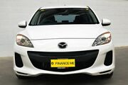2012 Mazda 3 BL10F2 MY13 Neo Activematic White 5 Speed Sports Automatic Hatchback Thornlie Gosnells Area Preview