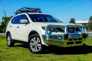 2014 Nissan X-Trail T32 ST X-tronic 4WD Ivory Pearl 7 Speed Constant Variable Wagon