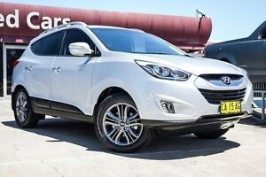 2014 Hyundai ix35 LM3 MY14 Elite AWD Silver 6 Speed Sports Automatic Wagon Blacktown Blacktown Area Preview