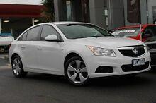 2013 Holden Cruze  White Sports Automatic Sedan Watsonia North Banyule Area Preview