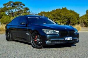 2009 BMW 740i F01 Grey 6 Speed Auto Steptronic Sedan Rockingham Rockingham Area Preview