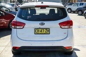 2016 Kia Rondo RP MY16 SI White 6 Speed Sports Automatic Wagon Lake Wendouree Ballarat City Preview