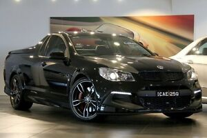 2016 Holden Special Vehicles Maloo GEN-F2 MY16 R8 LSA Black 6 Speed Sports Automatic Utility Artarmon Willoughby Area Preview