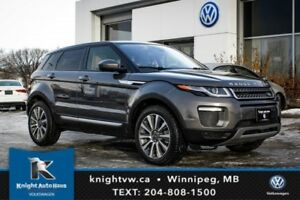2016 Land Rover Range Rover Evoque HSE Luxury w/ Leather/Sunroof