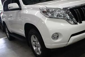 2015 Toyota Landcruiser Prado KDJ150R MY14 GXL White 5 Speed Sports Automatic Wagon Maryville Newcastle Area Preview