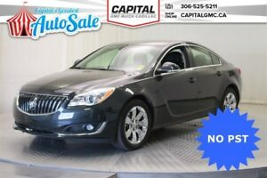 2016 Buick Regal AWD 2.0T-Leather-Sunroof-Navigation