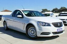 2014 Holden Ute VF MY15 Ute White 6 Speed Sports Automatic Utility Craigieburn Hume Area Preview