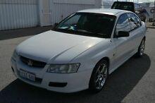 2005 Holden Commodore VZ Exec White Automatic Sedan East Rockingham Rockingham Area Preview