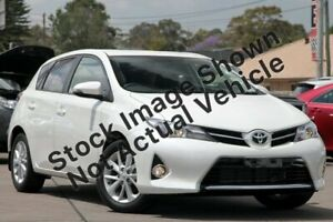 2013 Toyota Corolla ZRE182R Ascent Sport White 6 Speed Manual Hatchback Somerton Park Holdfast Bay Preview
