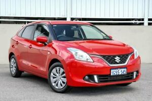 2019 Suzuki Baleno MY16 GL Fire Red 4 Speed Automatic Hatchback Cannington Canning Area Preview